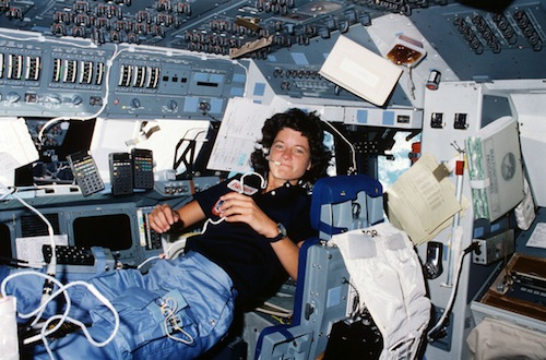 2. Sally Ride
